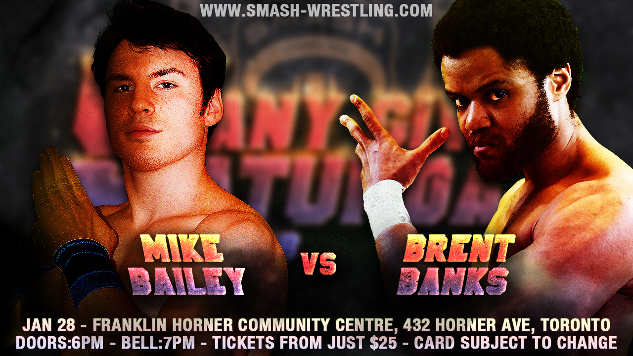 Mike Bailey vs Brent Banks