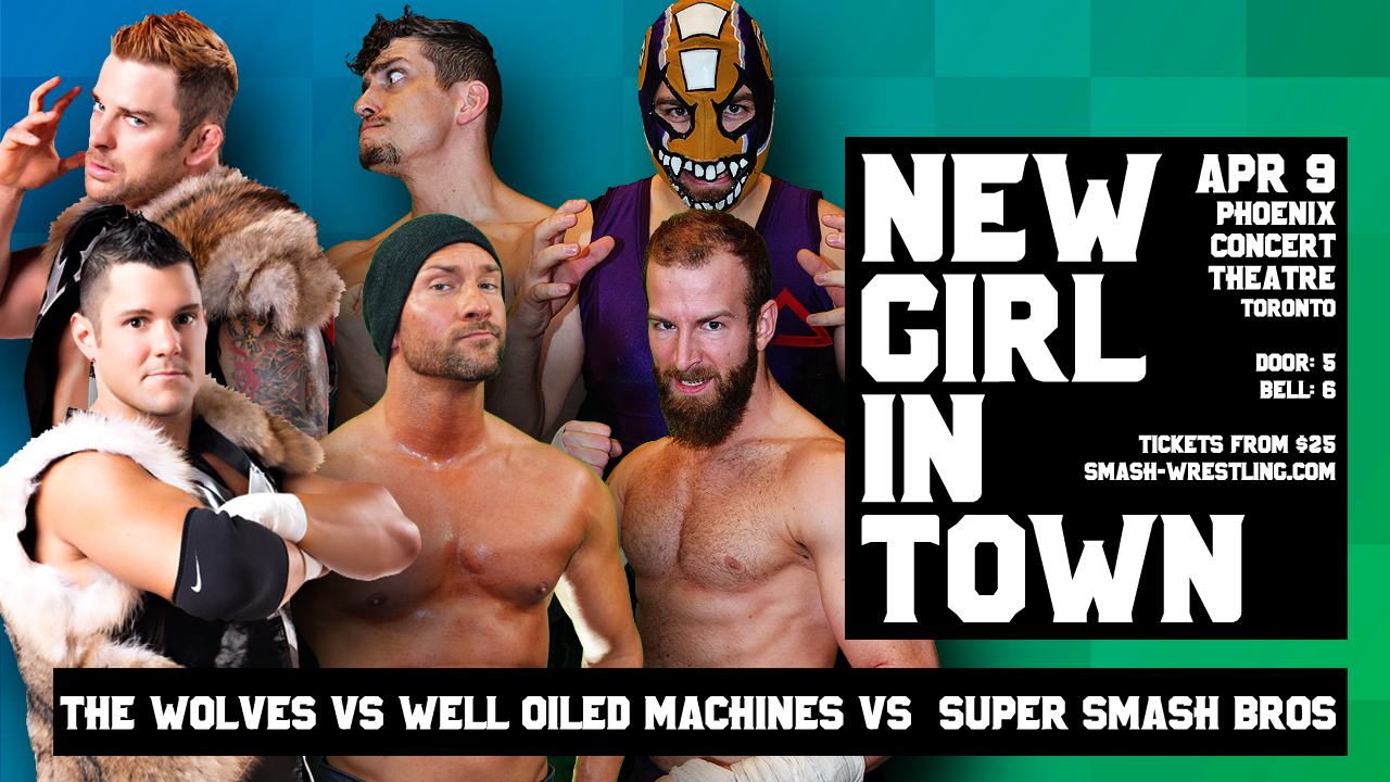 The Wolves vs Well Oiled Machines vs Super Smash Bros
