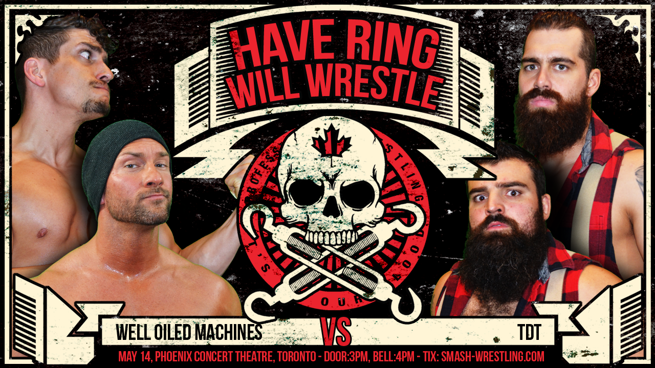 Well Oiled Machines vs TDT