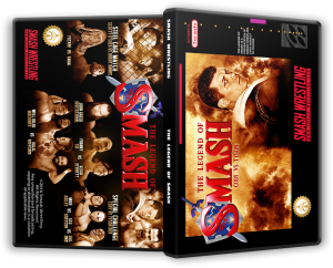 dvd-legend of smash