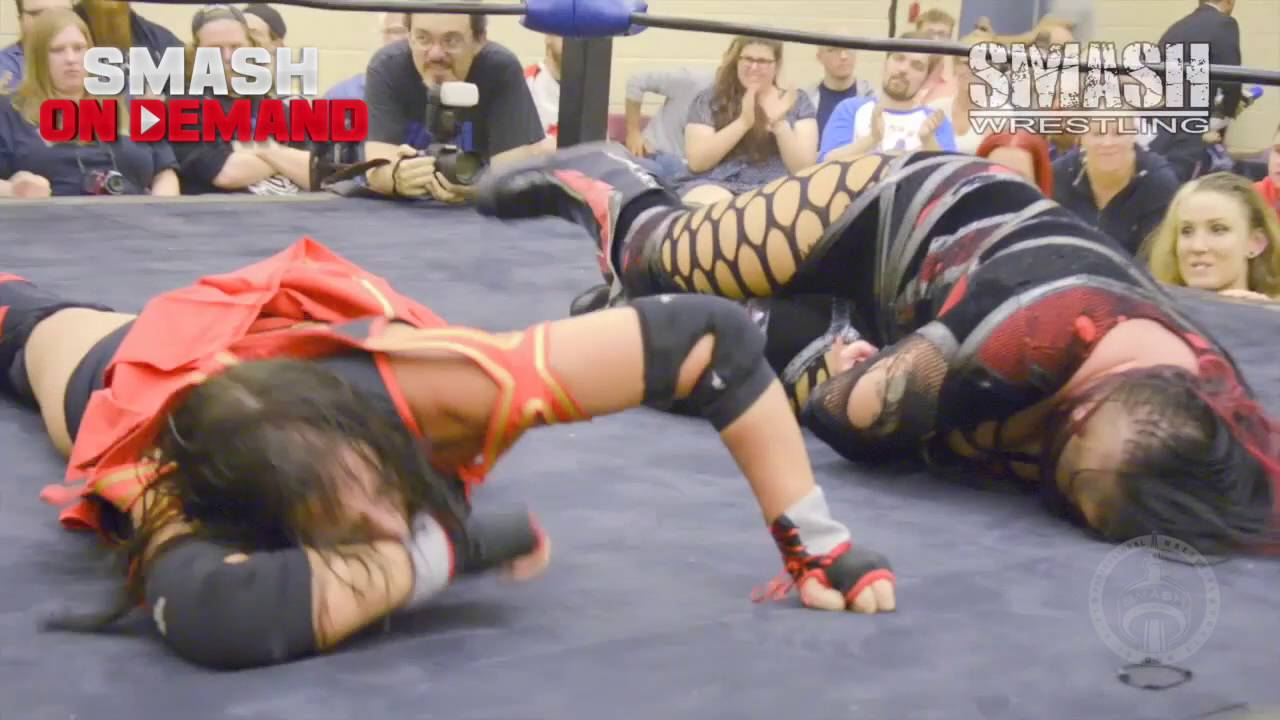 Free Match – Rosemary (FKA Courtney Rush) vs Jessicka Havok