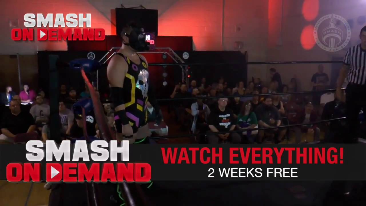 Free Match – Scotty O'Shea vs Mark Andrews – Smash Vs Progress