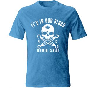 It's In Our Blood Shirt